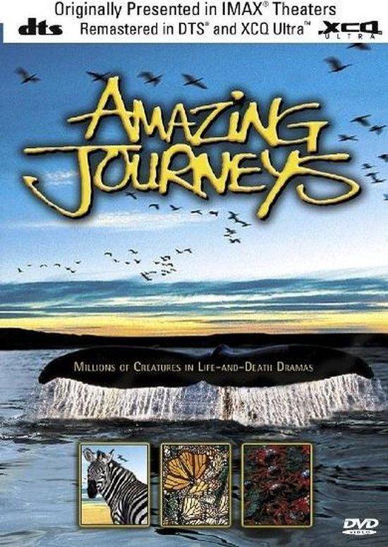 Cover van de film 'Amazing Journeys'