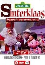 Sesamstraat-Sinterklaas Bezoekt