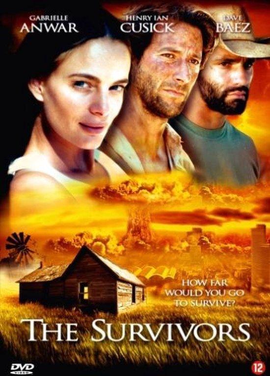 Cover van de film 'Survivors'