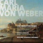 Clarinet Quintet/Grand Duo Concertant/Var. F Clari