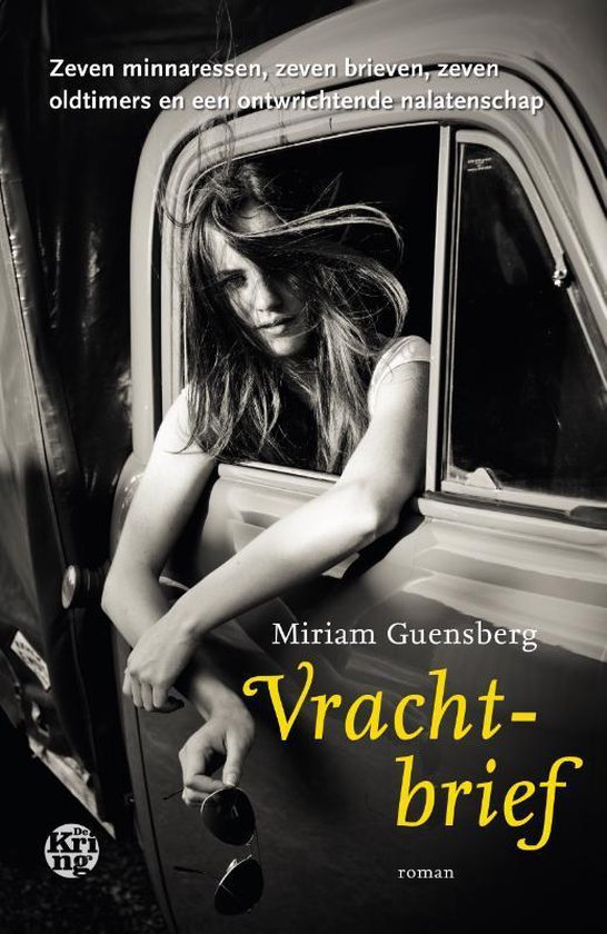 Vrachtbrief - Miriam Guensberg