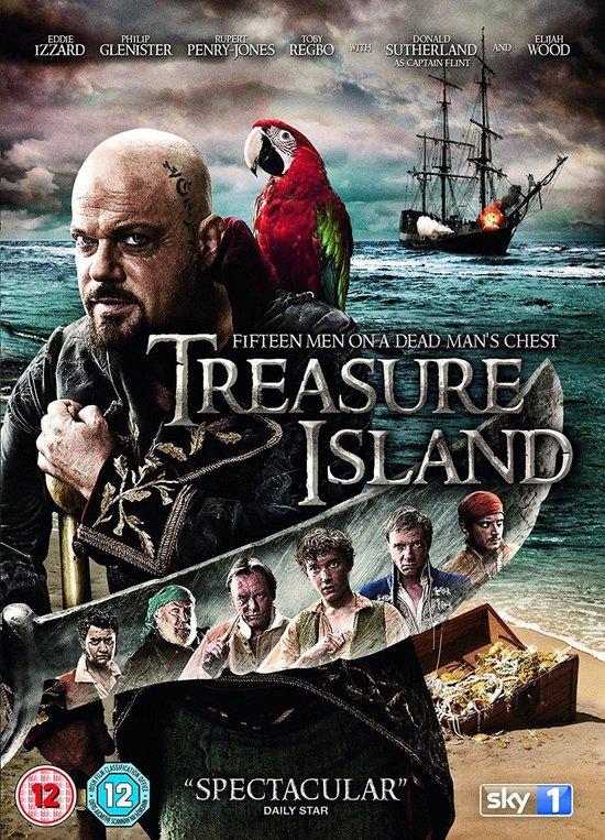 Cover van de film 'Treasure Island'
