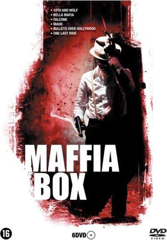 Cover van de film 'Maffia Box'