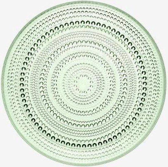 Iittala Kastehelmi Bord - Ø 26 cm - Groen