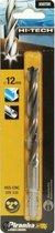 Piranha HI-TECH metaalboor 12mm X50728