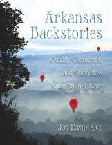 Boek cover Arkansas Backstories, Volume 1 van Joe David Rice