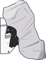 Full cover buitenboordmotorhoes incl rits 8 t/m 70 pk | hoes buitenboordmotor met 2 jaar garantie