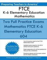 FTCE K-6 Elementary Education Mathematics