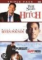 Hitch/The Pursuit Of Happyness/Seven Pounds