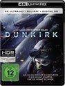 Dunkirk (2017) (Ultra HD Blu-ray & Blu-ray)