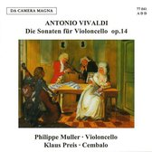 Sonatas For Violoncello  Op.14