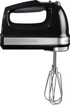 KitchenAid 5KHM9212EOB - Handmixer - Onyx zwart