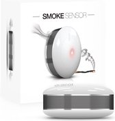FIBARO Smoke Sensor 2 - Slimme rookmelder - Werkt ook met Toon - Met batterij