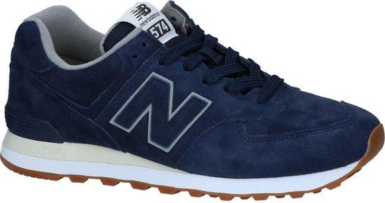 New Balance 574 Classics Sneakers - Maat 42 - Mannen - donker blauw