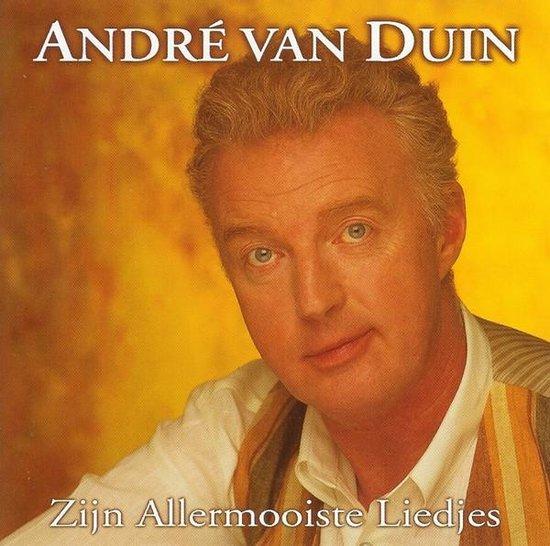 CD cover van Zijn Allermooiste Liedjes van Andre Van Duin