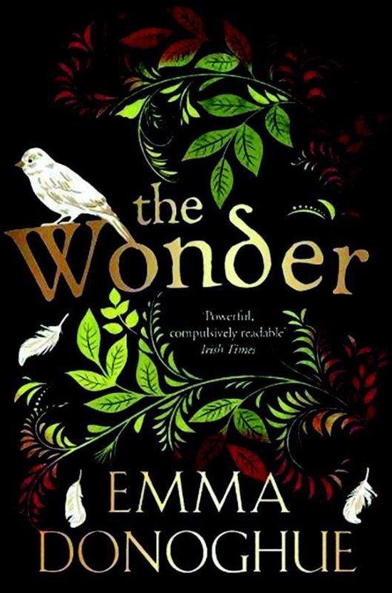 Boek cover The Wonder van Emma Donoghue (Paperback)