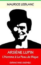 Arsène Lupin - L'Homme à La Peau De Bique