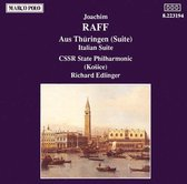 Raff: Italian Suite