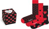 Happy Socks I Love You Giftbox - Maat 41-46