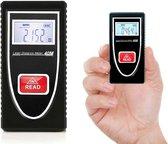 FlinQ Laser afstandsmeter – 40 meter bereik – USB oplaadbaar - Zwart
