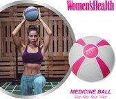 Women's Health Medicine Ball 6 kg - Medicijnbal – wall ball - fitnessaccessoires - Home Fitness