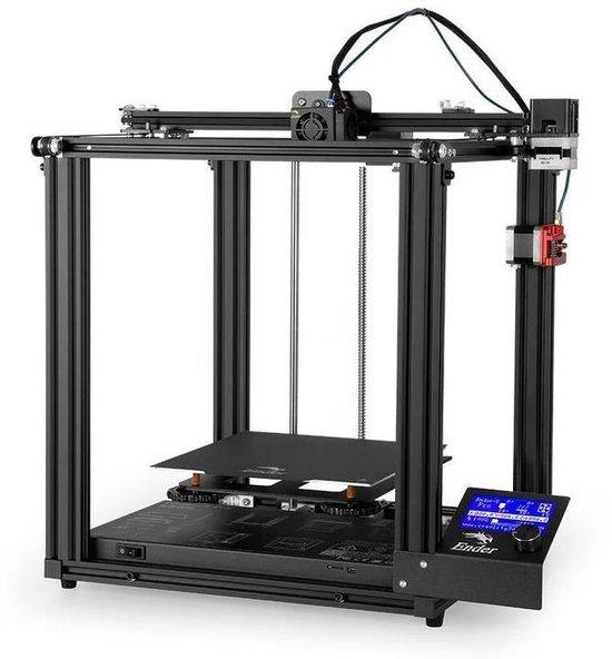 Creality Ender 5 Pro 3D-printer bouwvolume 220x220x300