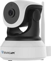 Full HD IP Camera van VStarCam - 360° Roterende Beveiligingscamera - Bewegingssensor, Infrarood Functie & Two-way Audio - Gebruiksvriendelijke App