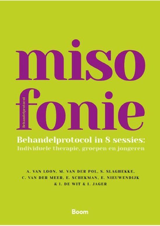 Misofonie Behandelprotocol in 8 sessies: groepen, individuele therapie, groepen en jongeren