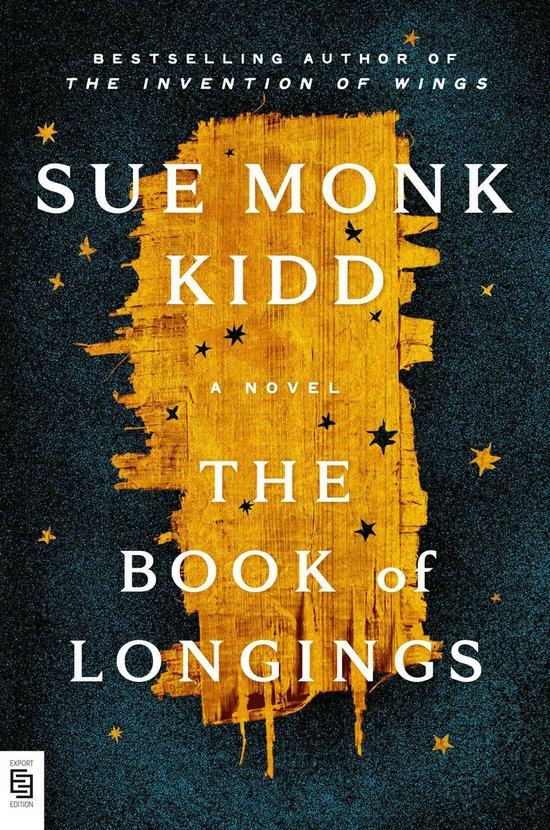 Boek cover The Book of Longings van Sue Monk Kidd (Paperback)