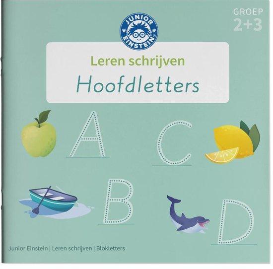 Leren schrijven Hoofdletters Groep 2 + 3 - none | Readingchampions.org.uk