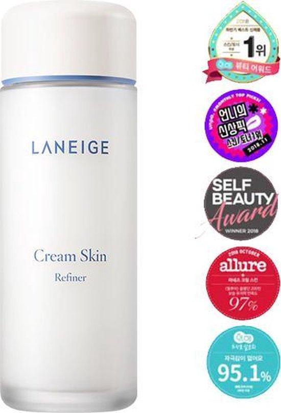 Cream Skin Refiner - Hydraterende Cream-in-Toner van Laneige - Koreaanse skin care