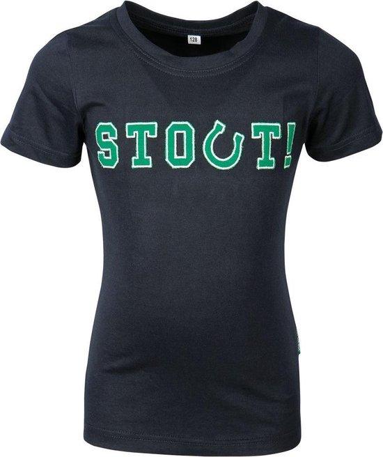Harry's Horse T-shirt STOUT! Green navy