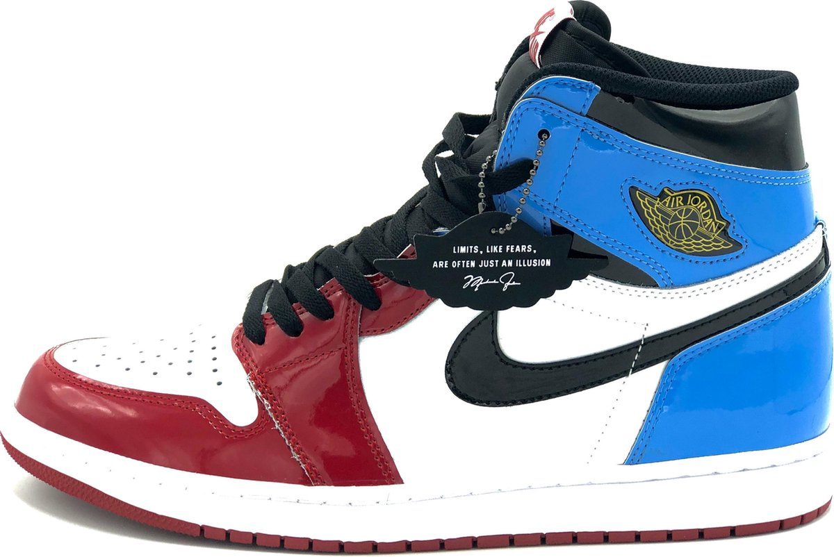 bol.com | Air Jordan 1 Retro High OG FEARLESS - Maat 47