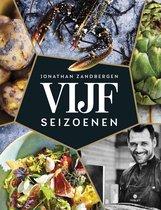 Boek cover Vijf seizoenen van Jonathan Zandbergen