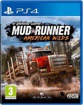 Spintires: MudRunner - American Wilds Edition /PS4