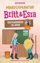Paardenpraat tv Britt & Esra 10 -   Een paardendief in Japan