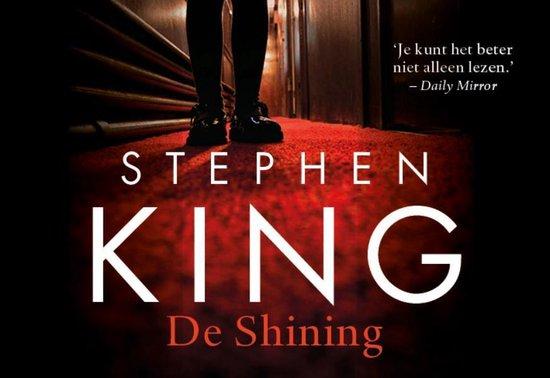 De shining - Stephen King |