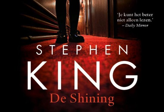 De shining - Stephen King | Readingchampions.org.uk
