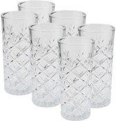 Glazen Set - Long Drink 6 Stuks