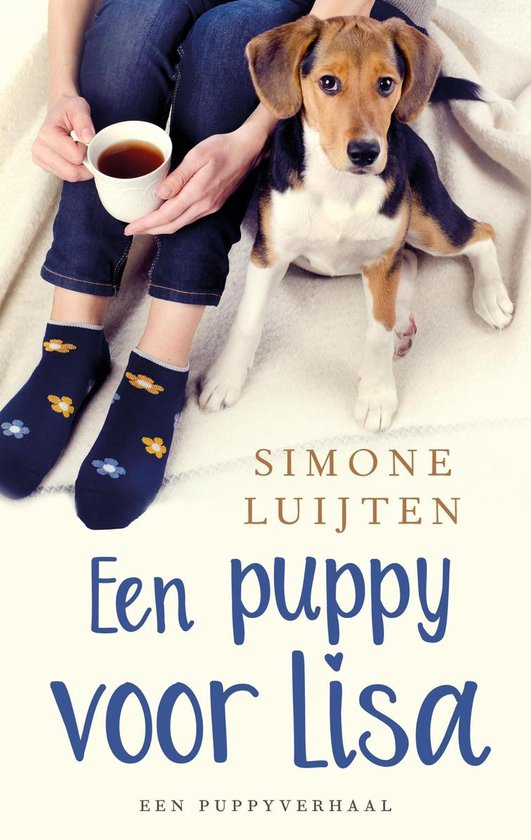 Een puppy voor Lisa - Simone Luijten |