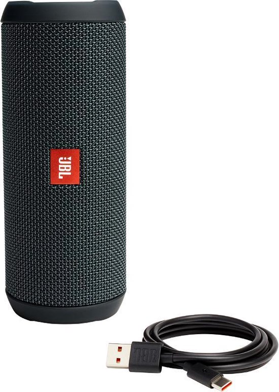 JBL Flip Essential Grijs - Draagbare Bluetooth Speaker - JBL
