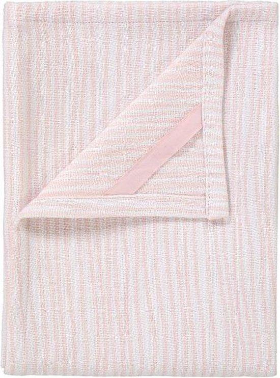 Blomus - Set 2 Tea Towels Lily White/Rose Dust BELT