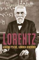 Boek cover Lorentz van Frits Berends (Hardcover)
