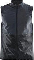 Craft Glow Vest Fietsjack - Heren - Maat 3XL - Multi/Black