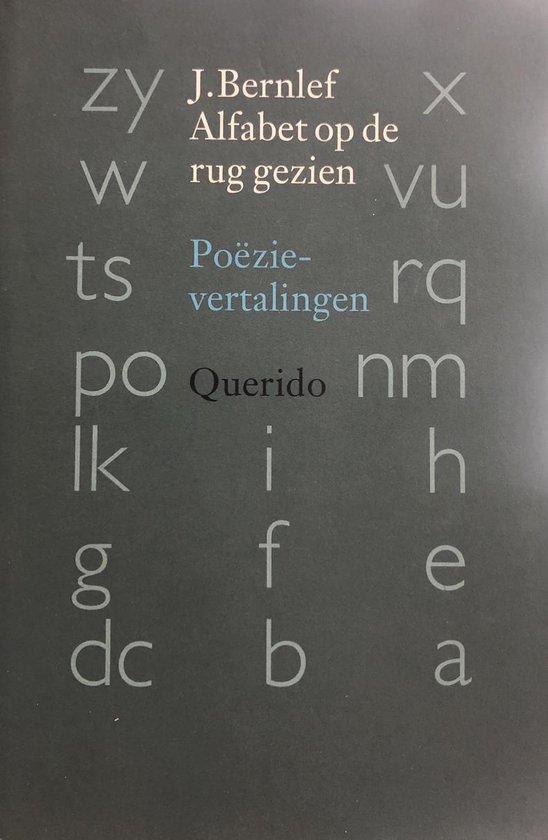 Alfabet op de rug gezien - J. Bernlef |