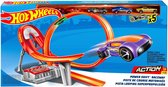 Afbeelding van Hot Wheels Action Powershift Raceway inclusief 5 Autos - Racebaan