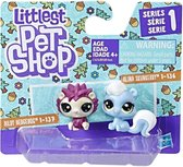 HASBRO Littlest Pet Shop 2 pack, Hildy & Alina