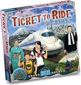 Ticket to Ride Japan & Italy- Bordspel