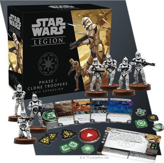 Afbeelding van het spel Star Wars Legion Phase 1 Clone Troopers - EN