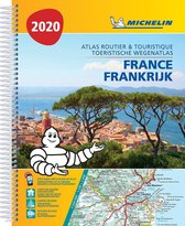 FRANCE / FRANKRIJK 22097 SPIR . ATLAS MICHELIN 202